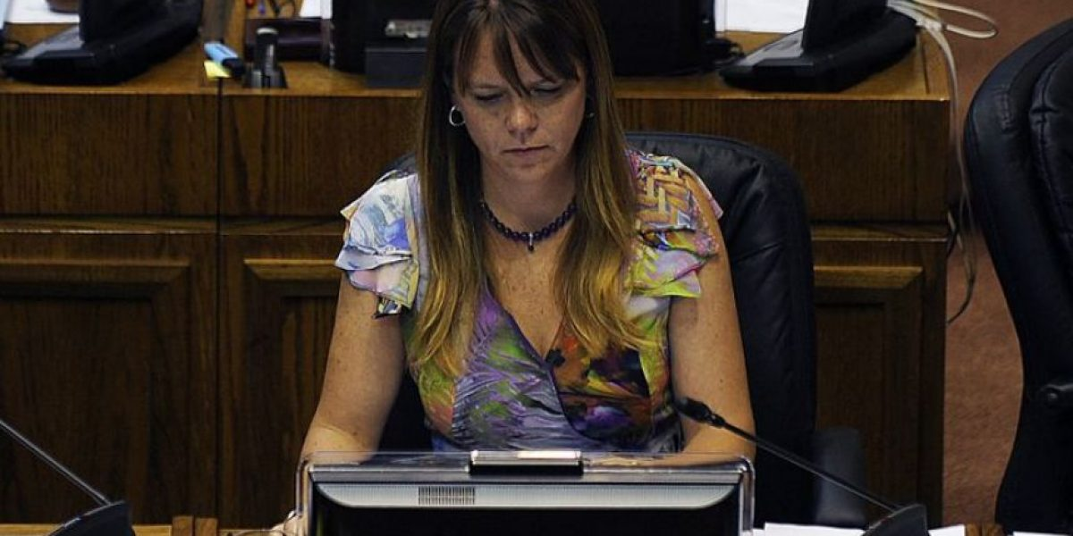 Hermana de Ena von Baer pidió apoyo a SQM para campaña senatorial