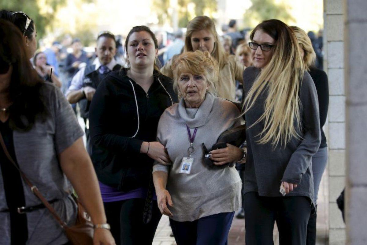 Otras 20 resultaron heridas. Foto:AP. Imagen Por:
