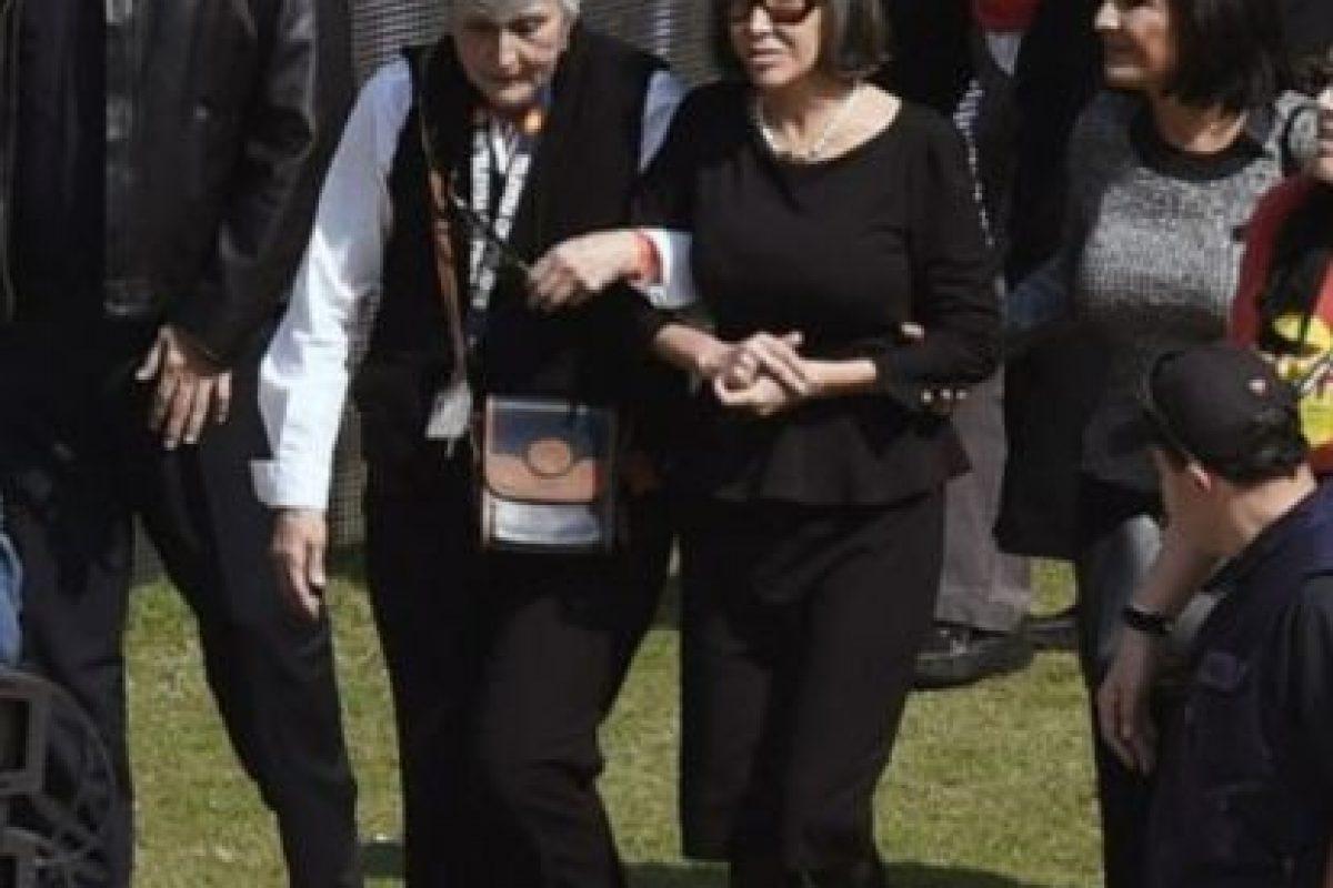 """La actriz que interpretó a """"Doña Florinda"""" le dijo adiós a su pareja con unas """"conmovedoras"""" palabras. Foto:vía facebook.com/estadioazteca. Imagen Por:"""