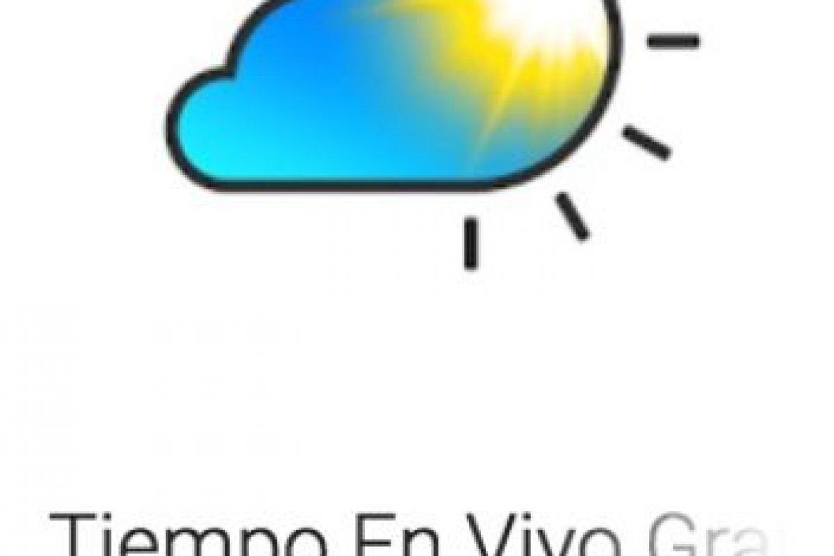 6- Tiempo en vivo gratuito. Fondos animados les informan las condiciones atmosféricas en tiempo real. Foto:vía Google. Imagen Por: