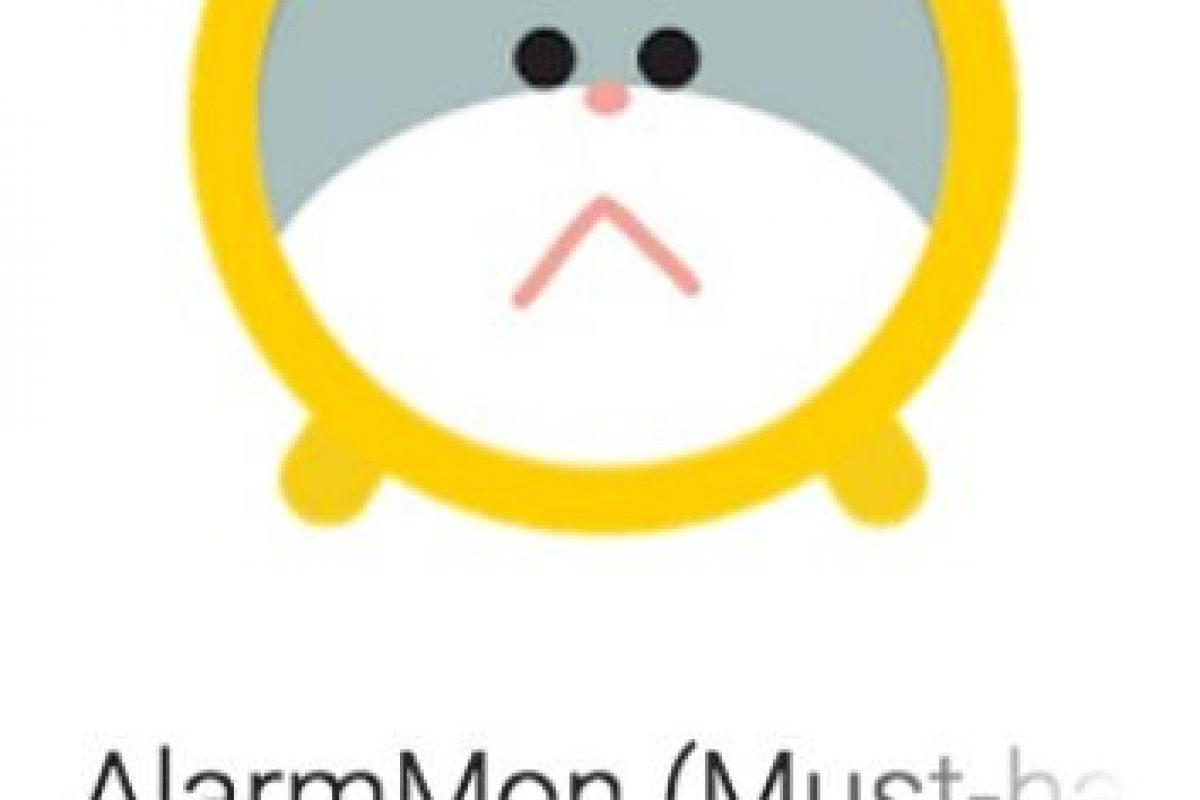 14- AlarmMon. Tiene distintos tipos de alarma como ruidosa, silenciosa, de juegos, normal, de voz o de canciones. Foto:vía Google. Imagen Por: