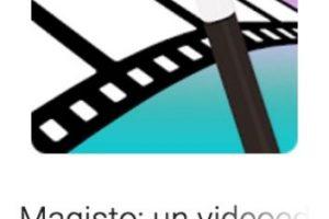 16- Magisto: un videoeditor mágico. Los ayuda a convertir los momentos de cada día en minipelículas inolvidables, al completo, con efectos especiales y música, en un solo clic. Foto:vía Google. Imagen Por: