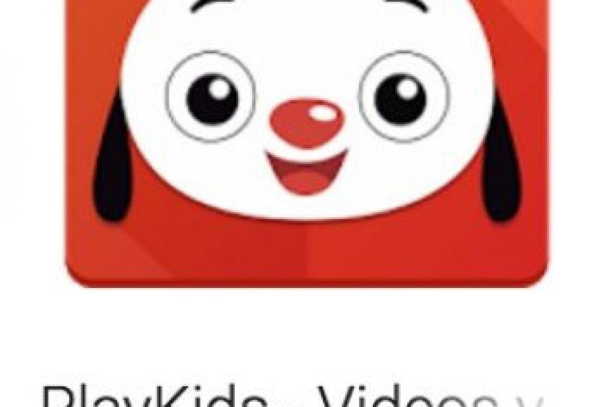 22- PlayKids – Videos y Juegos! Juegos educativos para niños con personajes adecuados para cada edad en una interfaz divertida y amigable para los niños.. Foto:vía Google. Imagen Por: