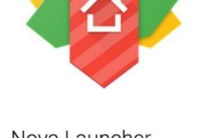 29- Nova Launcher. Es un lanzador con el que pueden reemplazar la pantalla de inicio, además de mdificar el icono, diseños, animaciones y más. Foto:vía Google. Imagen Por: