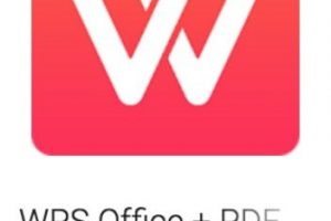 25- WPS Office + PDF. Es posible visualizar, crear y compartir documentos de Office en cualquier dispositivo Android. Foto: vía Google. Imagen Por:
