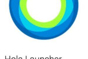 38- Hola Launcher. Es un potenciador con 10 mil iconos en alta definición para que su Android esté bien optimizado y sea único. Foto:vía Google. Imagen Por: