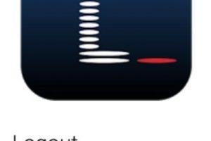 """36- Logout. Se trata de la aplicación de la serie de televisión """"Logout"""" de la cadena mexicana Televisa. Foto:vía Google. Imagen Por:"""