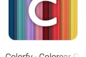 34- Colorfy – Colorear Gratis. Escojan su color favorito y den su toque especial en muchos de los hermosos dibujos para colorear. Foto:vía Google. Imagen Por: