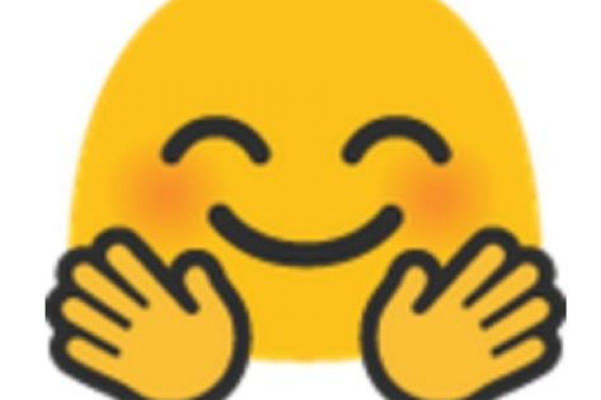 Gesto con las manos. Foto:vía emojipedia.org. Imagen Por:
