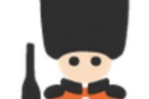 Guardia británico. Foto:vía emojipedia.org. Imagen Por: