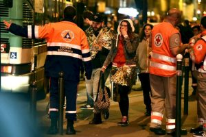 Más de 300 resultaron heridas en los ataques que se atribuyó el Estado Islámico. Foto:Getty Images. Imagen Por: