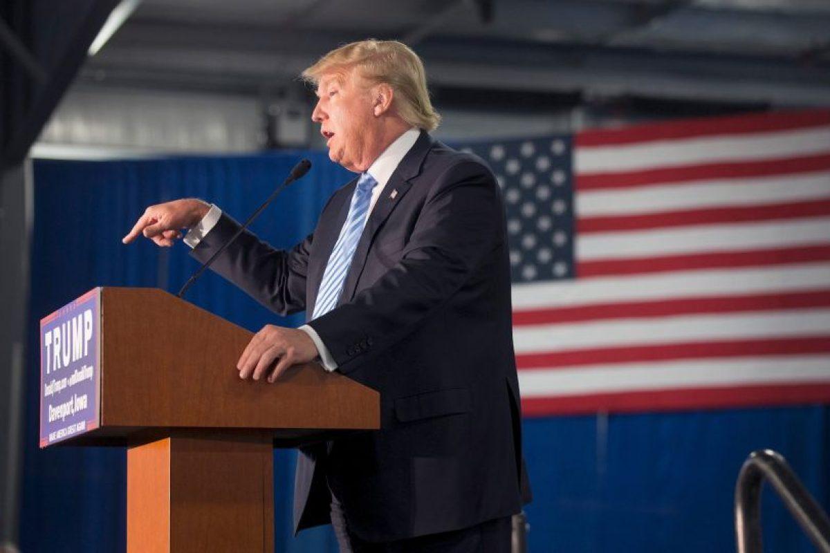 Sus declaraciones han hecho que reciba críticas del gobierno así como de sus oponentes. Foto:Getty Images. Imagen Por: