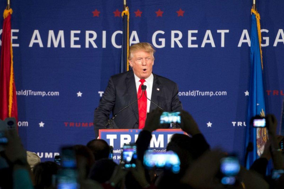 """Por su parte, la Casa Blanca lo """"descalificó como candidato"""". Foto:Getty Images. Imagen Por:"""