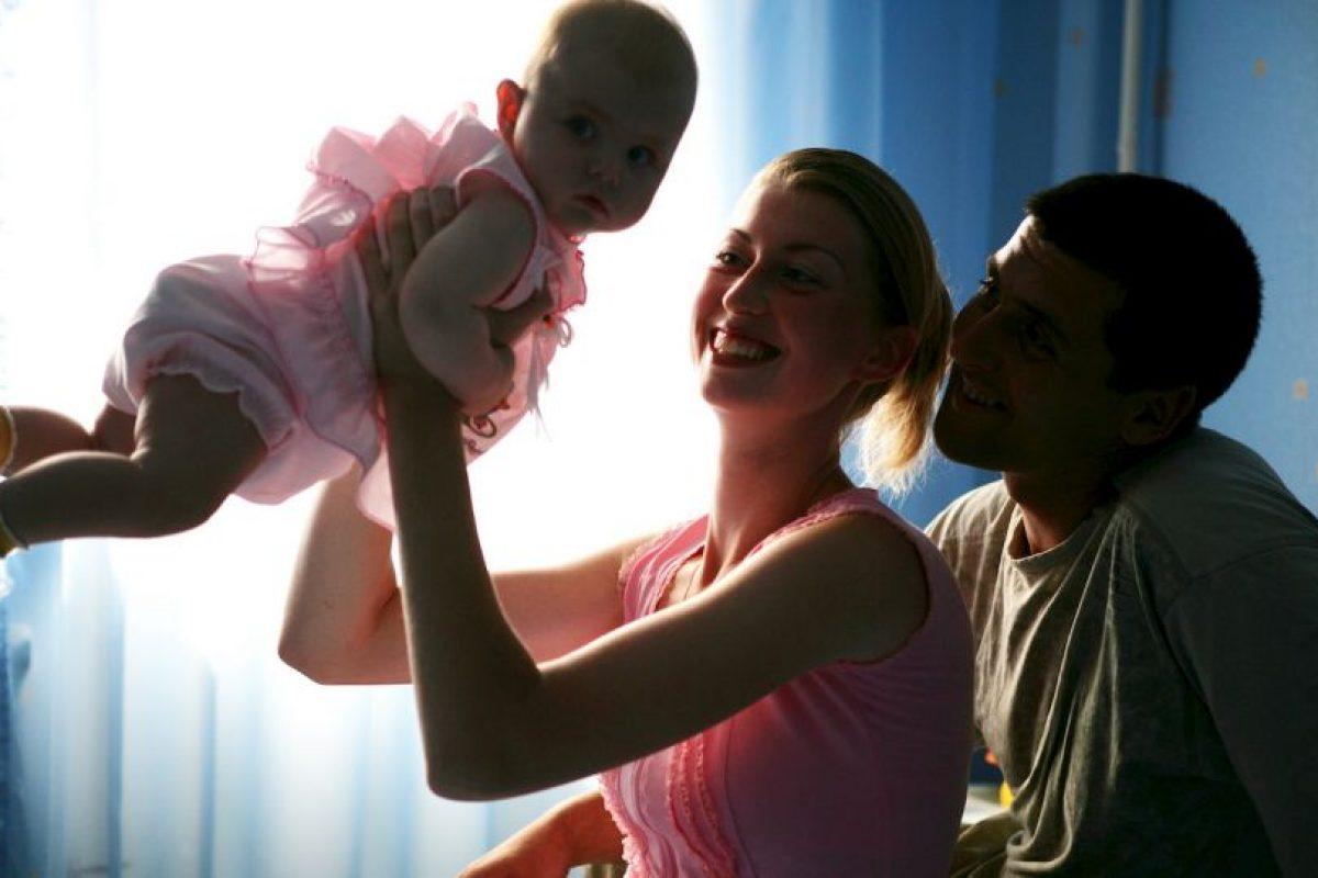 """""""Ella necesita una familia para pasar Navidad"""". Foto:vía Getty Images. Imagen Por:"""