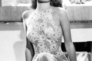 """Pero no se le tenía en cuenta para nada más. De hecho, hasta llegó a decir que los hombres """"se acuestan con Gilda y despiertan conmigo"""". Foto:vía Getty Images. Imagen Por:"""