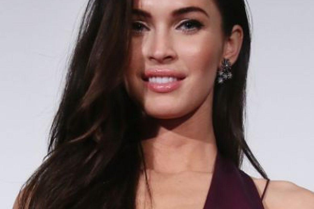 """Megan Fox tampoco se deja. Odia que la juzguen por todo. Alguna vez dijo: """"Si no llegas con una sonrisa en la cara, como tus compañeros hombres, eres juzgada"""". Foto:vía Getty Images. Imagen Por:"""