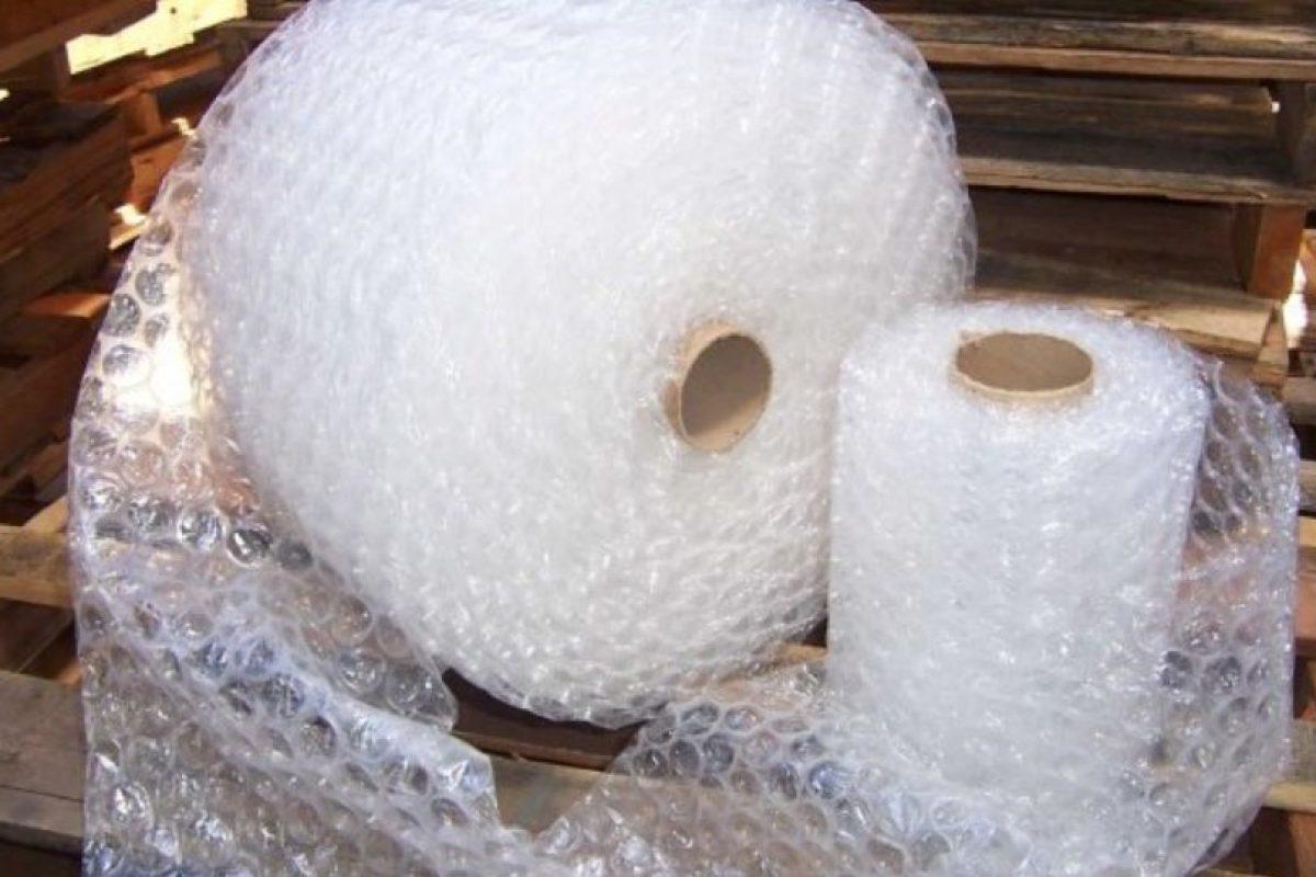 Todo el caso se ocasionó por este material. Foto:Vía facebook.com/Love.Bubble.Wrap. Imagen Por: