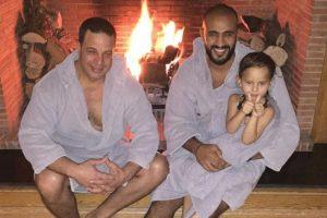 Comenzó en las artes marciales practicando el kickboxing desde que tenía 7 años. Foto:Vía instagram.com/badrhariofficial. Imagen Por: