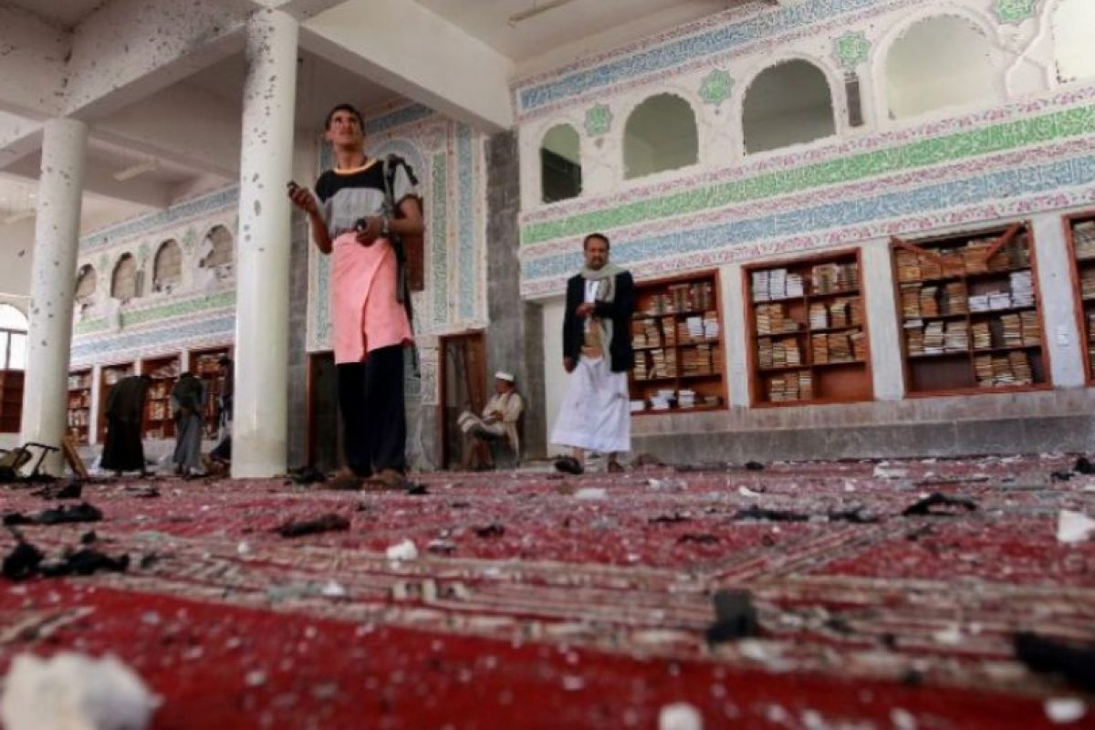 El Estado Islámico se atribuyó los ataques.. Imagen Por: