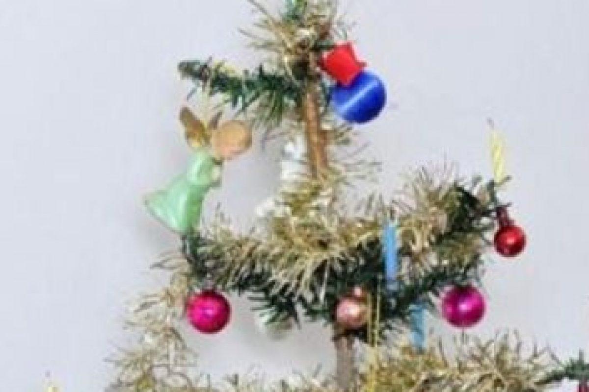 ¿Pondrían un árbol de Navidad como este? Foto:Vía Instagram/#árboldenavidad. Imagen Por:
