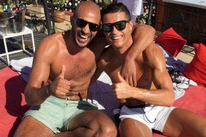 Badr Hari es un amigo íntimo de Cristiano Ronaldo. Foto:Vía instagram.com/badrhariofficial. Imagen Por: