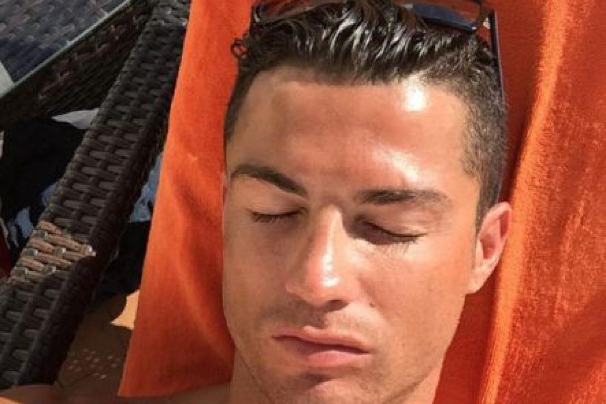 Incluso, el futbolista ha compartido estas imágenes en sus redes sociales. Foto:Vía instagram.com/badrhariofficial. Imagen Por: