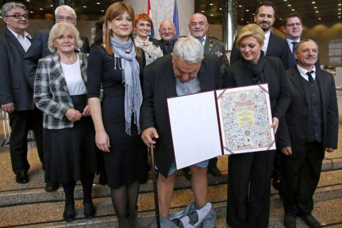Con los pantalones bien puestos Foto:AFP. Imagen Por: