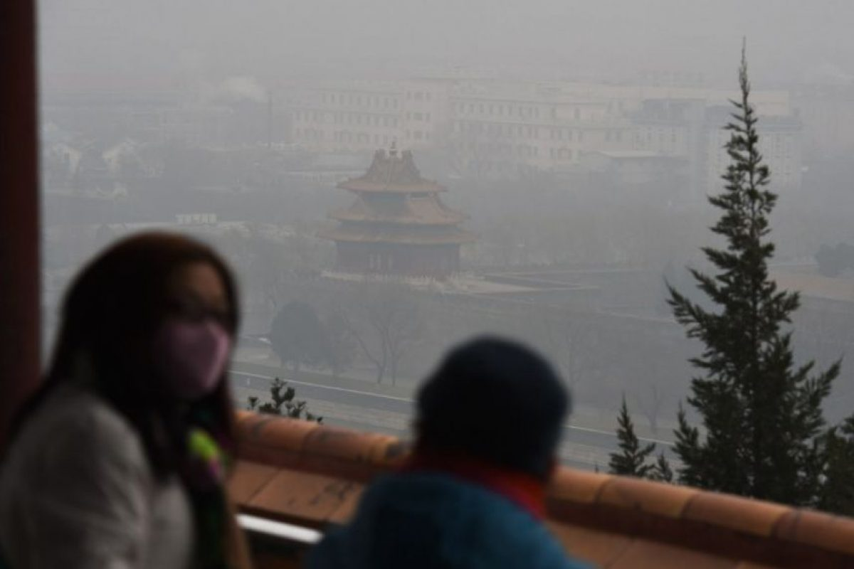 La alerta roja concluirá el jueves a la media noche, tiempo local Foto:AFP. Imagen Por: