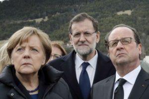 Además de los actos que enlutaron a Europa, como el derribo del avión de Germanwings en marzo Foto:AFP. Imagen Por: