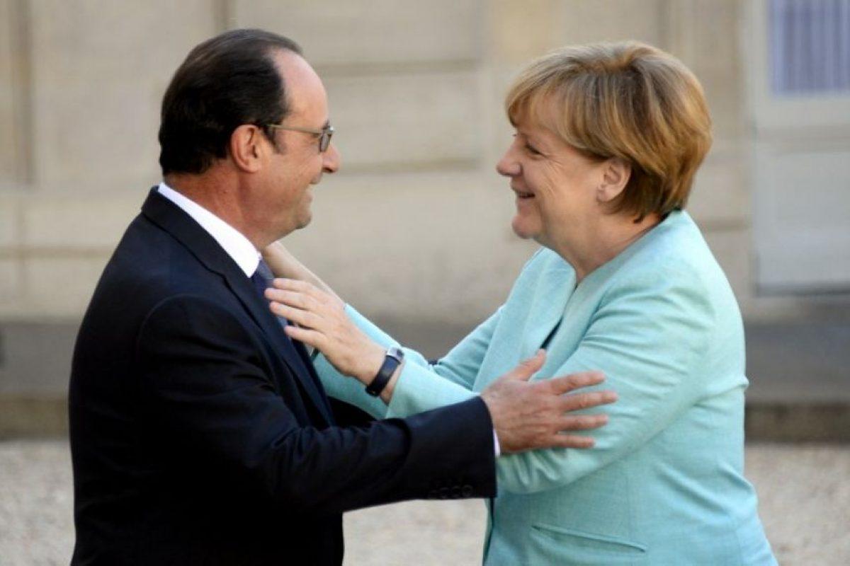 Fue la principal coordinadora de la política europea Foto:AFP. Imagen Por: