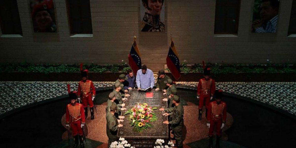 El chavismo activa el blindaje para Nicolás Maduro en Venezuela