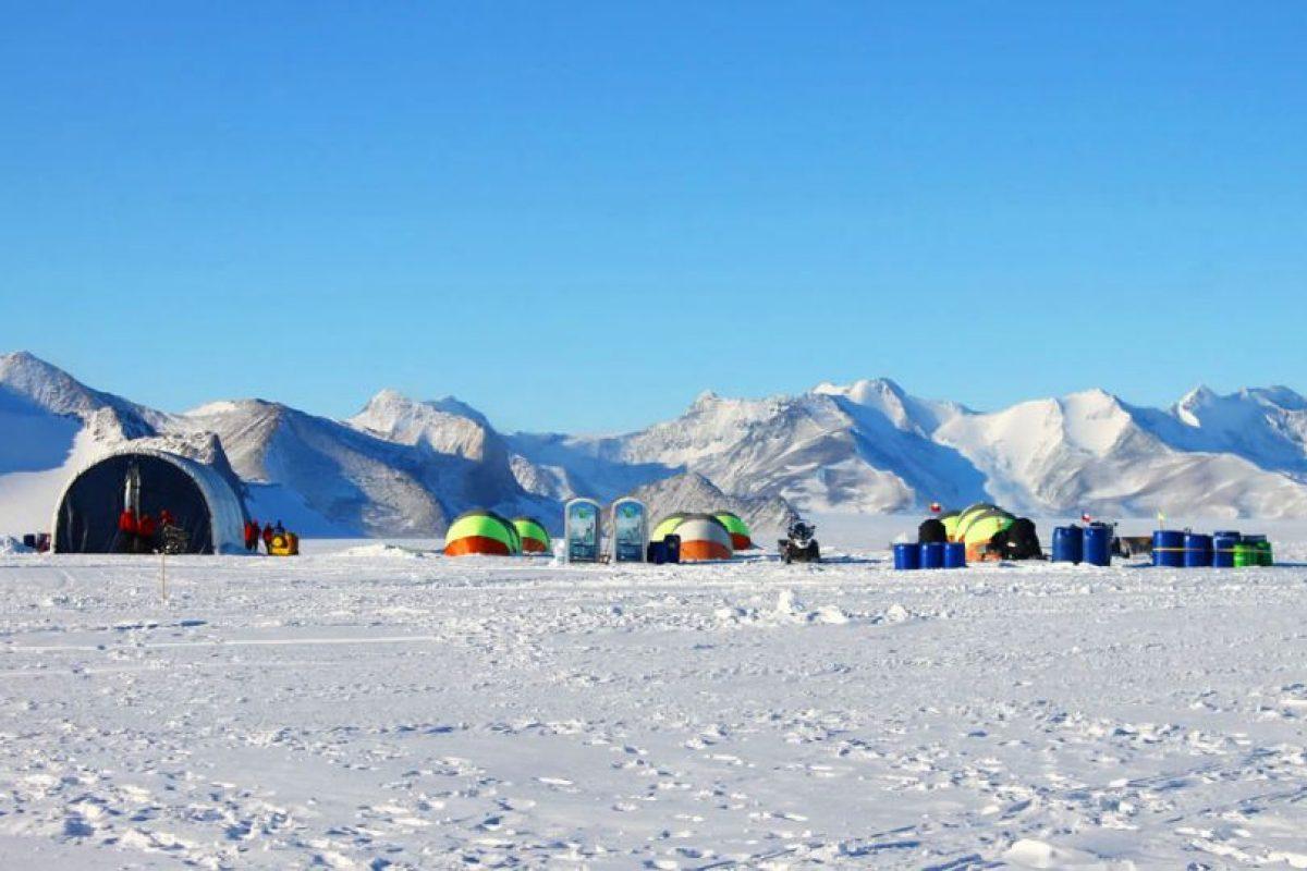 Esta es la base chilena en la Antártica Foto:Jaime Liencura / Publimetro. Imagen Por:
