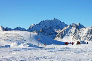 Está ubicada a solo 1.080 kilómetros del Polo Sur Foto:Jaime Liencura / Publimetro. Imagen Por: