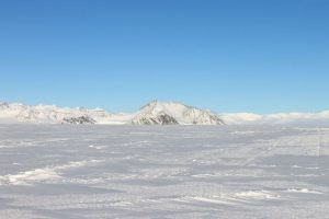 Al mirar al horizonte, se pueden ver varias montañas nevadas Foto:Jaime Liencura / Publimetro. Imagen Por: