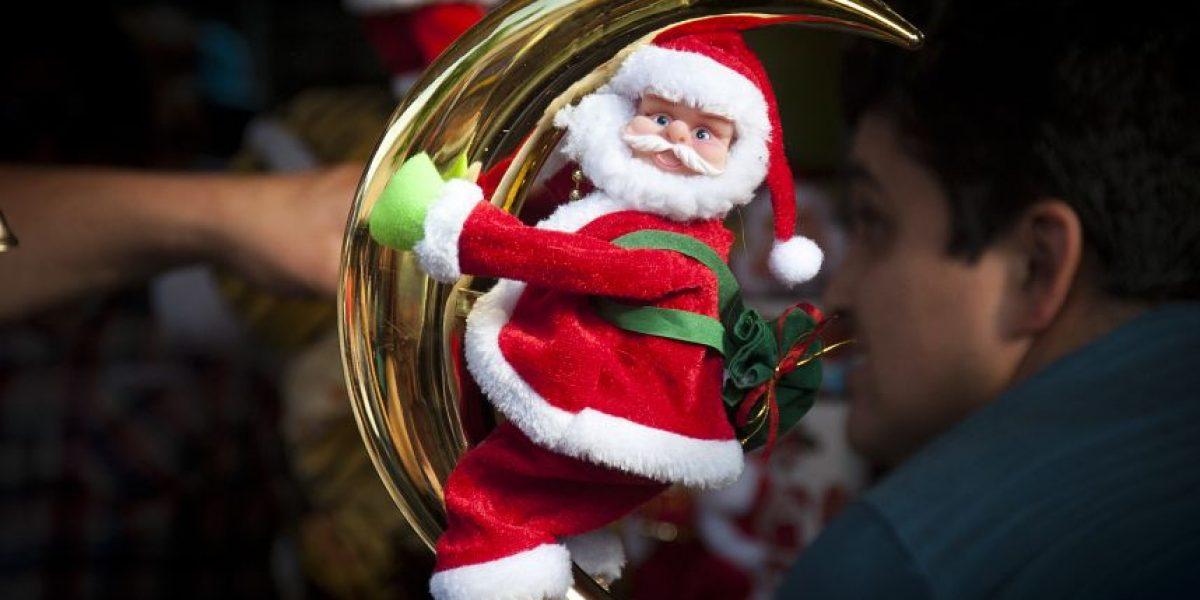 Consejos de la PDI para no perder a los niños durante las compras navideñas