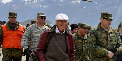 Bachelet lamenta muerte de Tompkins: