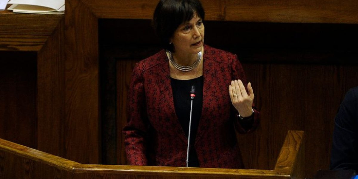 Diputados rechazan acusación constitucional contra ministra de Salud