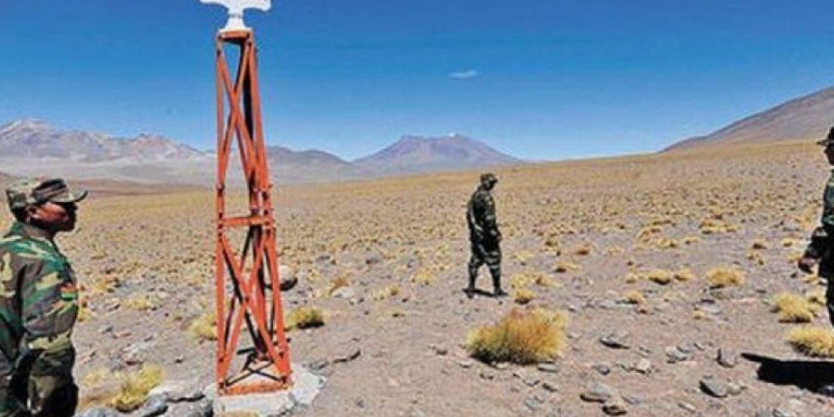 Bolivia descarta denuncia sobre remoción de hito en la frontera con Chile