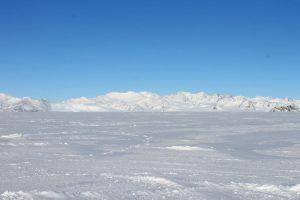 """Esta parte de Chile es un """"sensor"""" o """"termómetro"""" y pueden realizarse proyecciones mundiales sobre cambio climático Foto:Jaime Liencura / Publimetro. Imagen Por:"""