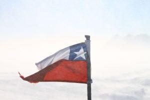 Una de las banderas más hermosas del planeta flamea en ese lugar Foto:Jaime Liencura / Publimetro. Imagen Por: