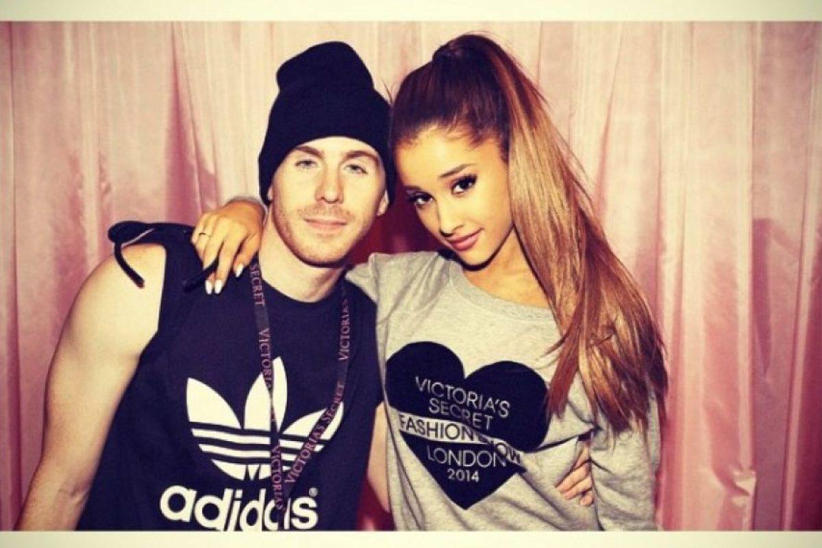 Es uno de los bailarines más famosos de Ariana Grande Foto:vía instagram.com/iamskot. Imagen Por: