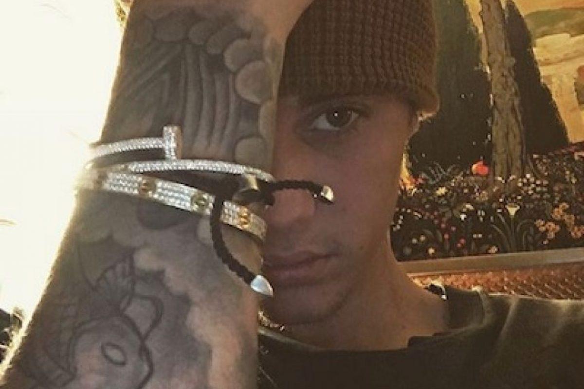 8. Cuando pidió perdón en televisión por su mal comportamiento: Foto:Instagram/justinbieber. Imagen Por:
