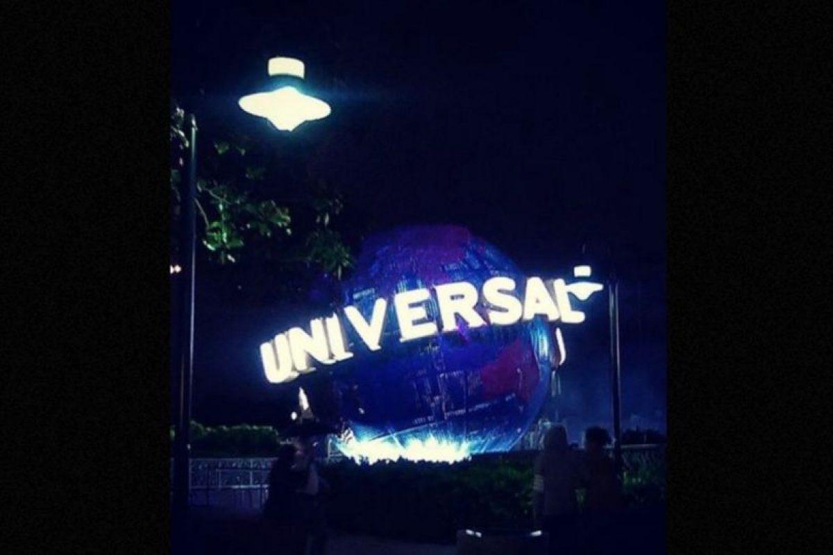 Universal Studios en Estados Unidos. Foto:vía instagram.com/dawesben92. Imagen Por: