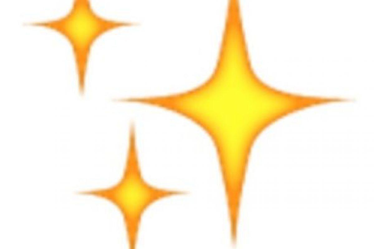 7- Destello. Foto:vía emojipedia.org. Imagen Por: