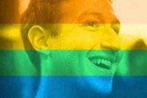 Más de 26 millones de personas aplicaron un filtro con los colores del arco iris a sus fotos del perfil de Facebook para mostrar su apoyo a la comunidad LGBT (lesbianas, gays, bisexuales y transgénero). Foto:vía Facebook.com. Imagen Por: