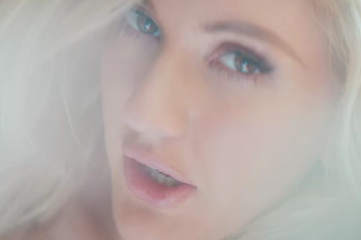 4- Ellie Goulding – Love Me Like You Do (Official Video). Foto: vía YouTube. Imagen Por: