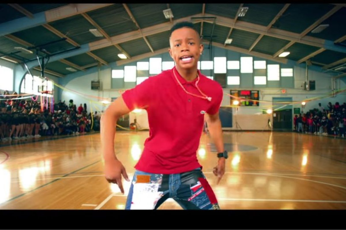 9- Silentó – Watch Me (Whip/Nae Nae) (Official). Foto: vía YouTube. Imagen Por: