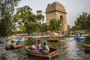 2. Nueva Delhi, India Foto:Getty Images. Imagen Por: