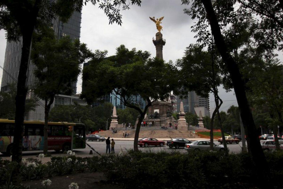 6. Ciudad de México Foto:Getty Images. Imagen Por: