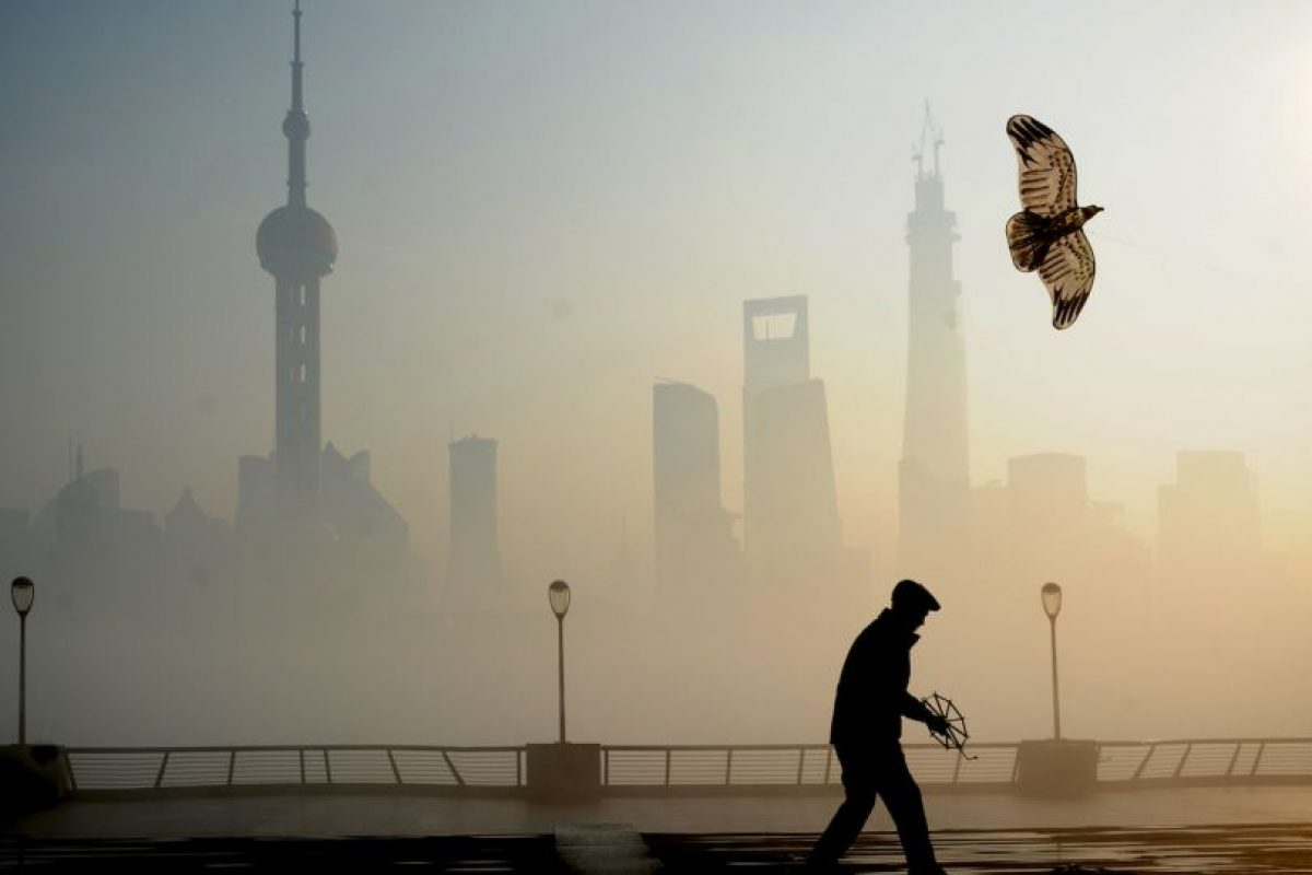 3. Shangai, China Foto: Getty Images. Imagen Por:
